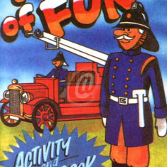 Parade of fun (Carte de colorat)