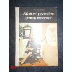 NATALIA TAUTU STANESCU - SFATURI PRACTICE PENTRU GOSPODINE (editie cartonata)