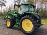 Tractor în România : John Deere 6430