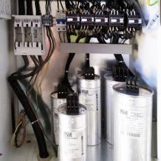 Baterie de condensatoare 140 kVar 6 trepte