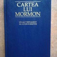 Cartea lui Mormon: Un alt Testament al lui Isus Hristos