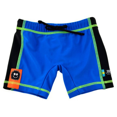 Boxer blue black marime XL Swimpy for Your BabyKids foto