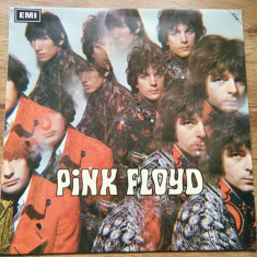 Pink Floyd - The Piper At The Gates Of Dawn (1983,EMI/FAME,UK) vinil vinyl
