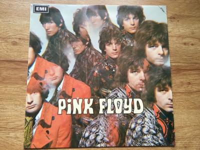 Pink Floyd - The Piper At The Gates Of Dawn (1983,EMI/FAME,UK) vinil vinyl foto