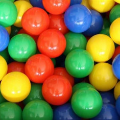 Set 100 Bile Colorate BabyGo