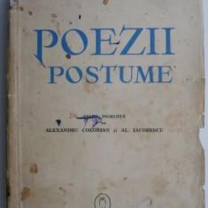 Poezii postume – Mihai Eminescu