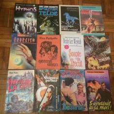Colectie 38 carti Horror (Lovecraft, Poe, Stine)