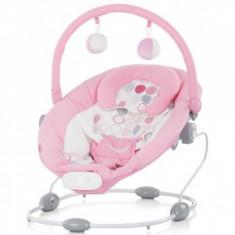 Scaunel balansoar Copii Chipolino Siesta pink