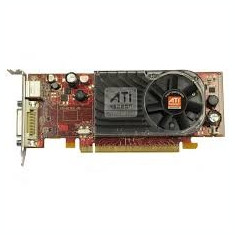 Placa video PC ATi Radeon HD2400XT 256 MB PCIEX Iesire DMS-59 fara adaptor FM351 LOW PROFILE