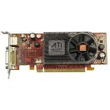 Placa video PC ATi Radeon HD2400XT 256 MB PCIEX Iesire DMS-59 fara adaptor FM351 LOW PROFILE foto