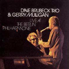 Dave Brubeck Trio Live At The Berlin Philarmonic (2cd)