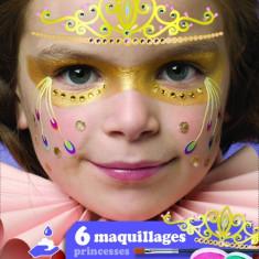 Set make up culori non alergice Djeco printese