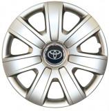 Set 4 Capace Roti Kerime R14, Potrivite Jantelor de 14 inch, Pentru Toyota, Model 224