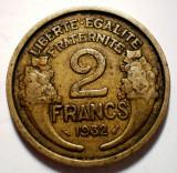 7.190 FRANTA 2 FRANCS FRANCI 1932