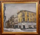 "TABLOU, EUGEN RAPORTORU, "" IARNA PE LIPSCANI "" , U/P , 2008"