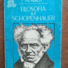 Filosofia lui Schopenhauer- Th. Ribot