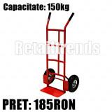 Platforma Liza Carucior Transport Manuala Marfa Greutati Butoaie 150 200 300 kg