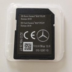 Garmin Map Pilot MERCEDES-BENZ Card harta navigatie Romania V12 2019 A2139062607