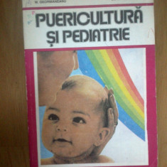 H5 PUERICULTURA SI PEDIATRIE - M. Geormaneanu.