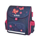 Ghiozdan neechipat Herlitz Mini Softbag, Butterfly