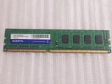 Memorie RAM desktop ADATA 2GB DDR3 1333MHz - poze reale