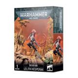 Pachet 1 Miniatura Warhammer 40k, GW, Drukhari Lelith Hesperax