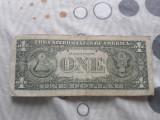 Bacnota 1 dolar american