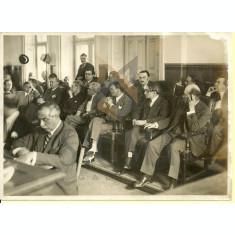 IOSIF BERMAN - FOTO JURATII IN ASTEPTARE