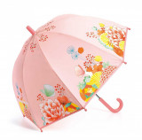 Cumpara ieftin Umbrela colorata pentru copii, Flower garden, Djeco
