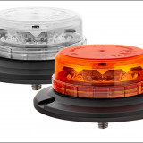 Girofar auto LED de mica inaltime - prindere magnetica