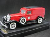 Macheta Cadillac Pompier Solido 1:43