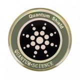 Sticker anti-radiatii Jiavo Gold pentru telefon, tableta, radio sau TV