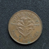 f251 Guernsey 8 doubles 1959