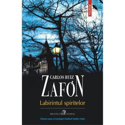 Labirintul spiritelor - Carlos Ruiz Zaf?n foto