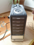Desktop MSI P35 NEO2 Intel Core2 Duo E8400 3.00GHz ,Monitor