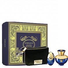 Versace Versace Pour Femme Dylan Blue Set 100+10 pentru femei