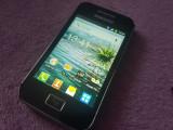 TELEFON SAMSUNG GALAXY ACE GT-S5839I PERFECT FUNCTIONAL SI DECODAT, Negru, Neblocat