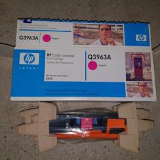 cartus imprimanta laser HP Q3963A  - magenta -