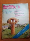 Romania pitoreasca septembrie 1975-art. foto orasul braila,rucar,moldova sulita
