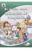 Sa invatam despre animalele de companie, Aramis