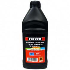 Lichid de frana Ferodo DOT4, 500 ml