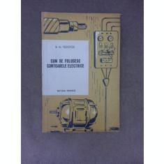 Cum se folosesc contoarele electrice - B.N. Fedotov