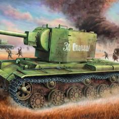 1:35 Russian KV-2 Tank 1:35