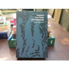 Human factors engineering - Ernest J. McCormick (Ingineria factorilor umani)