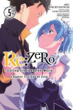 RE: Zero -Starting Life in Another World-, Chapter 3: Truth of Zero, Vol. 5 (Manga)