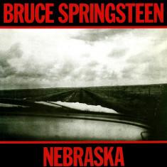 Bruce Springsteen Nebraska 2015 Revised Art Master (cd)
