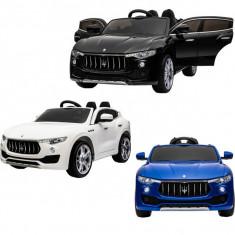 Masina cu acumulator, Maserati Levante