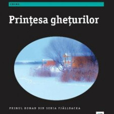 Cumpara ieftin Printesa gheturilor/Camilla Lackberg