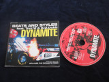 Beats and Styles f. Toni W & B.O. Dubb - Dynamite _ maxi single,cd_Epic(EU,2004), CD, Epic rec