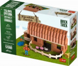 Brick Trick - Ferma mare, 130 caramidute ceramice, Trefl
